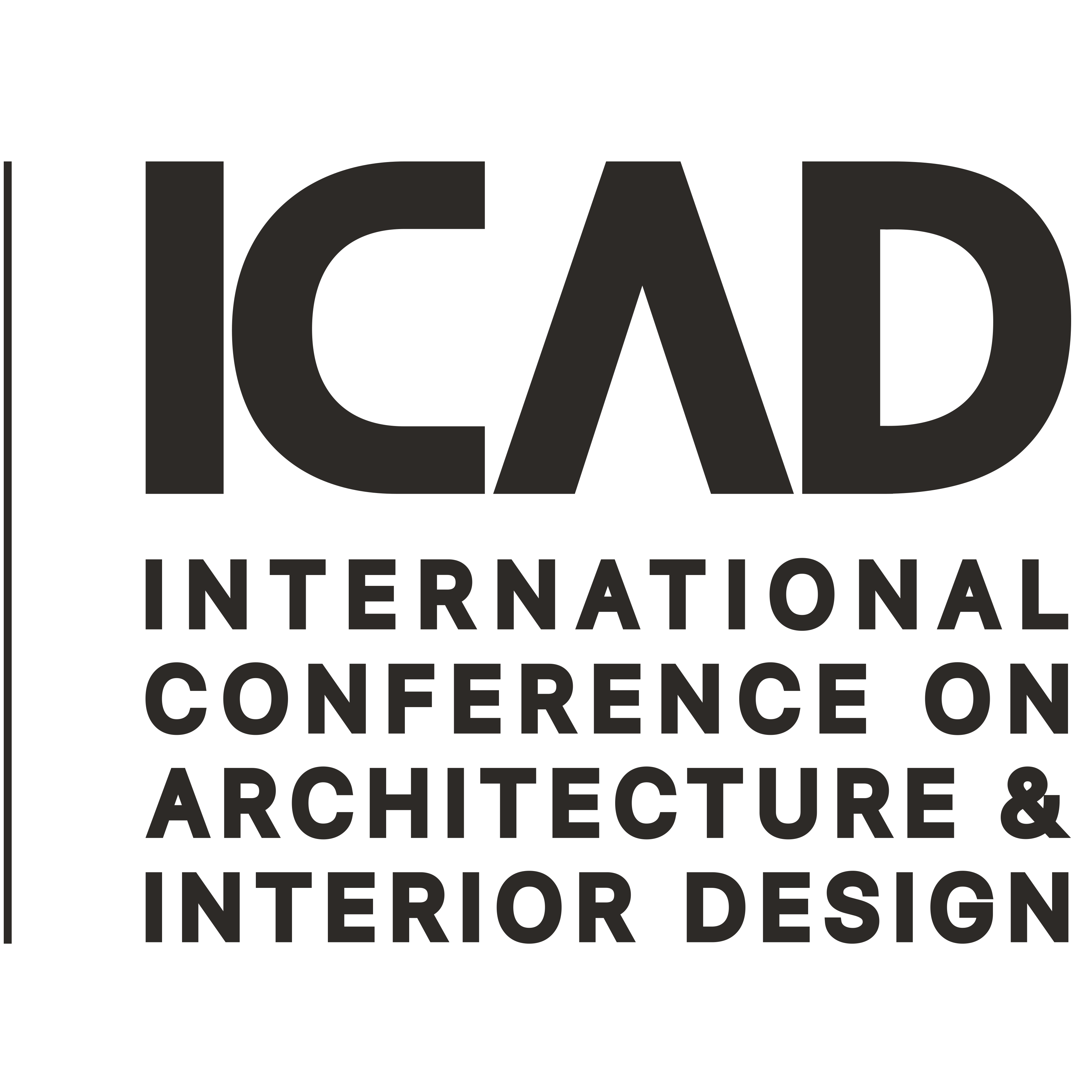 International  Conference on Architecture & Interior Design (ICAD2019)